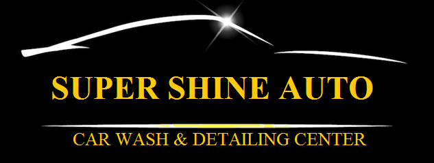 Super Shine Auto Detailing Center & Carwash, Logo